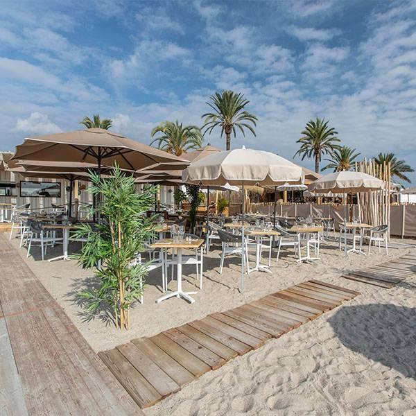 Le Restaurant - Jimbaran Beach - Restaurant Vallauris